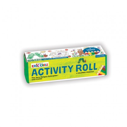 World of Eric Carle: Very Hungry Caterpillar Activity Roll